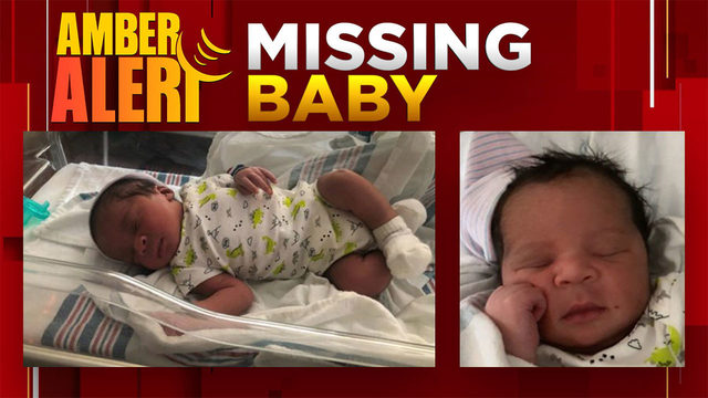 Amber Alert issued for missing baby believed to be in grave danger in Austin