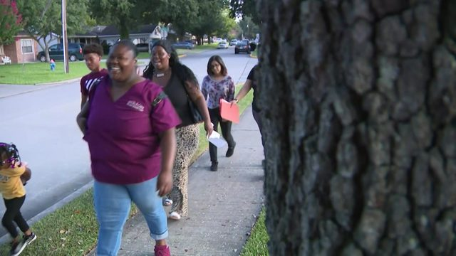 Humble ISD students head back to class