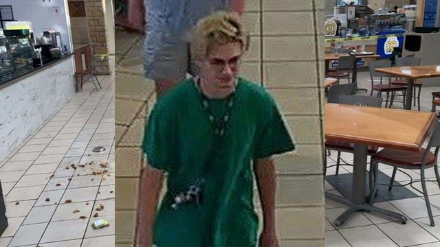 Photo released of person of interest in Memorial City Mall incident