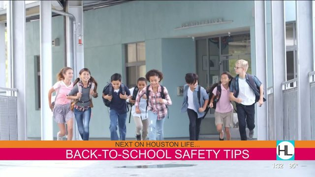 Crime Stoppers of Houston shares safety tips for back-to-school |…