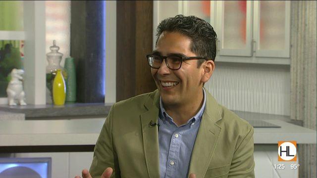 Houston radio personality Freddy Cruz explains how music helped him…