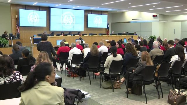 Several HISD board members respond to TEA allegations