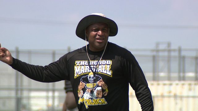 HSFB spotlight: Fort Bend Marshall Buffaloes