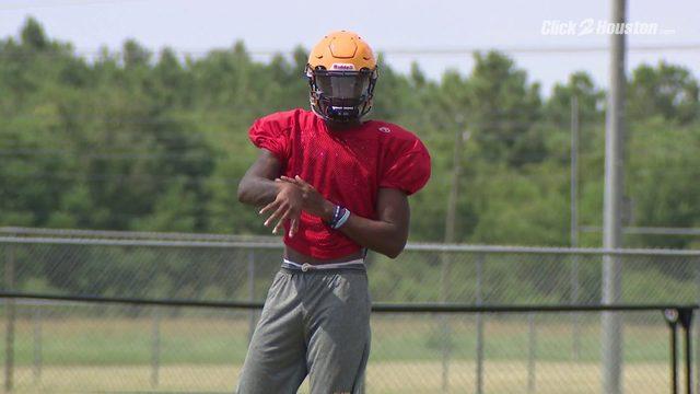 High school football spotlight on Fort Bend Marshall Buffaloes