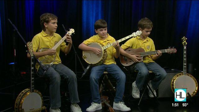 Houston-area kids star in banjo band | HOUSTON LIFE | KPRC2