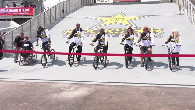 30-acre BMX bike park opens in north Houston