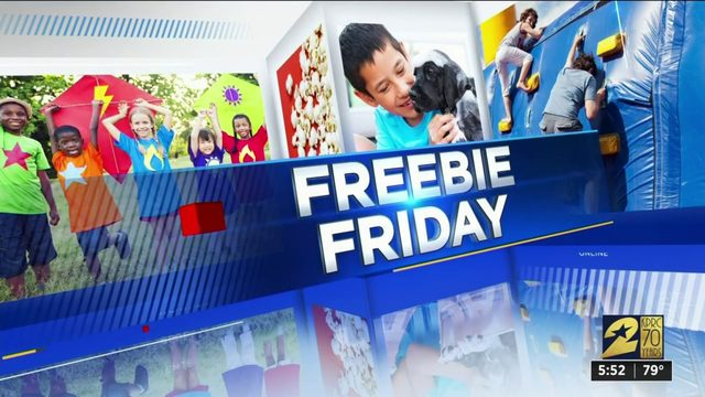 Freebie Friday for Aug. 16, 2019