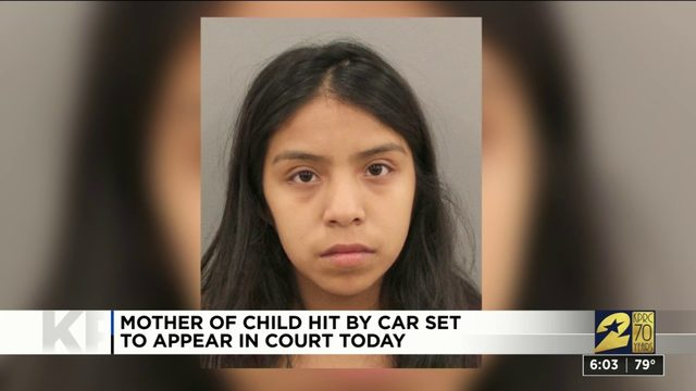 Teen mother charged in connection with son's death due in court