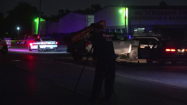 Man found shot to death in car near Aldine