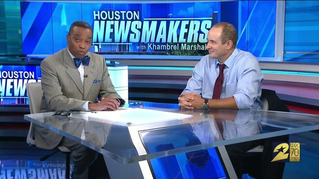 Houston Newsmakers 081819