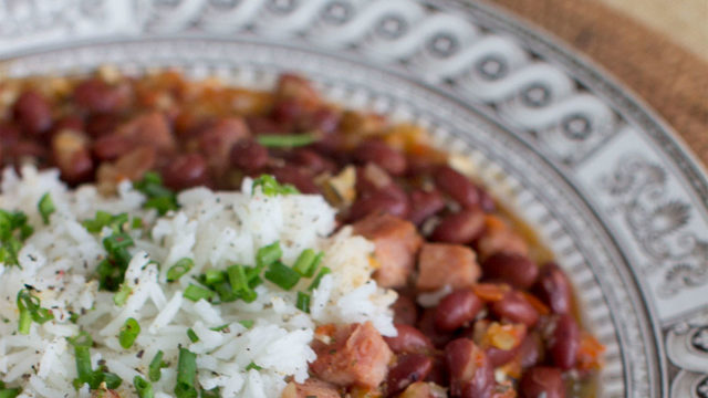Popeyes isn't the only place to buy best red beans and rice in Houston,…