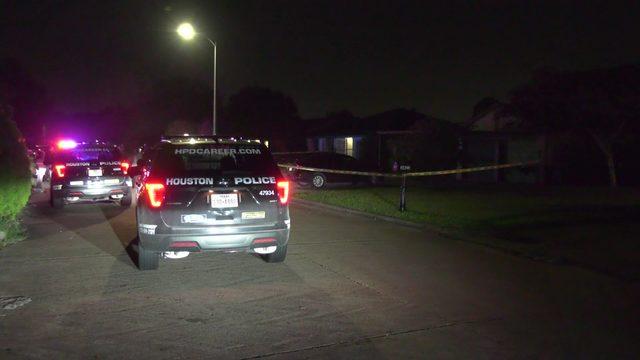 Man shot, child uninjured during violent home invasion, police say