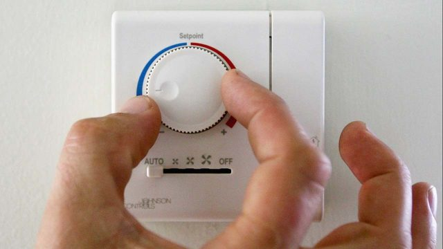 Too hot? Officials say to set your thermostat at 82 while you sleep