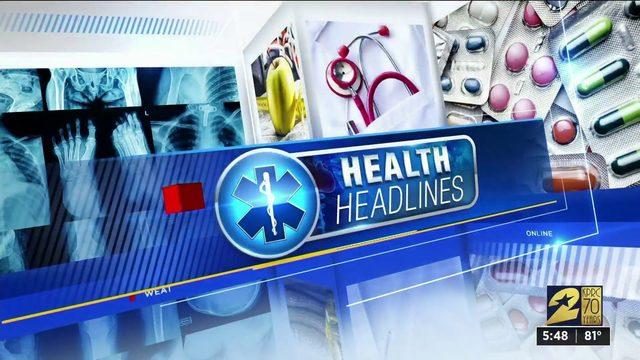 Health headlines for Aug. 20, 2019