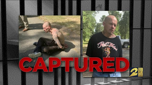 Liberty County Jail escapees captured
