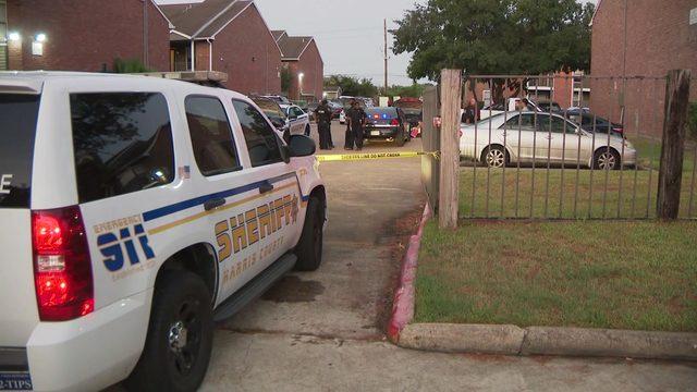 Man on run after shooting girlfriend in back of head, deputies say