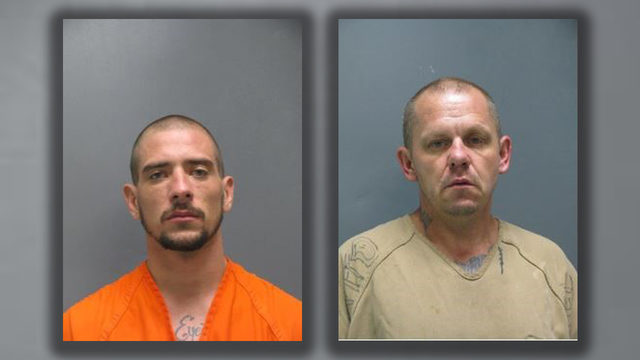 Manhunt underway for escapees from Liberty County Jail