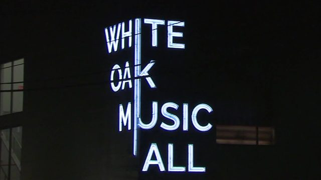 Dispute over White Oak Music Hall