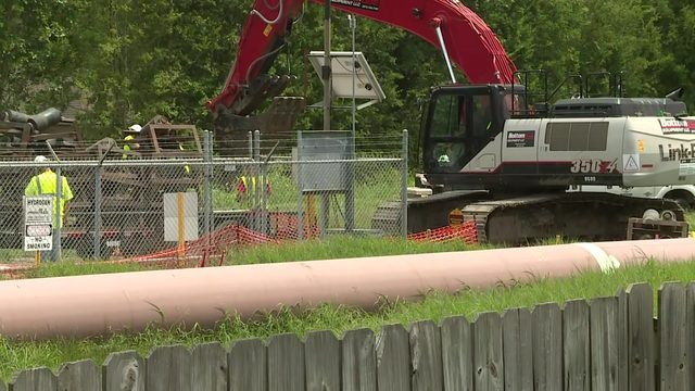 Residents sue CenterPoint, others for $50 million in regards to pipeline…