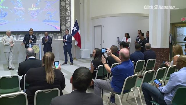 Houston Roughnecks are the city's new XFL team