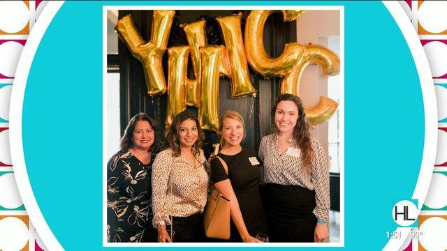 Young Houston professionals coming together for a cause | HOUSTON LIFE | KPRC2