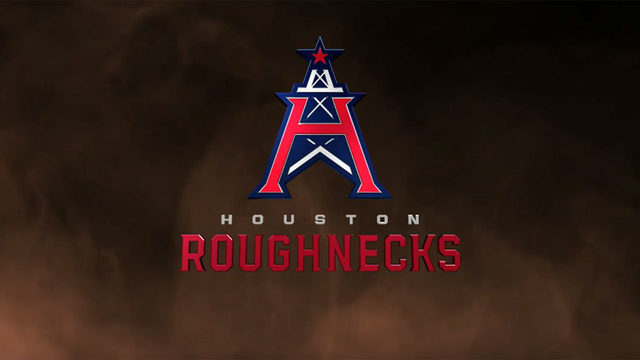 Houston Roughnecks: Bayou City's new XFL team name, logo announced