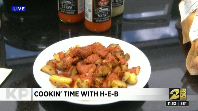 Cookin' Time with H-E-B for Aug. 22, 2019