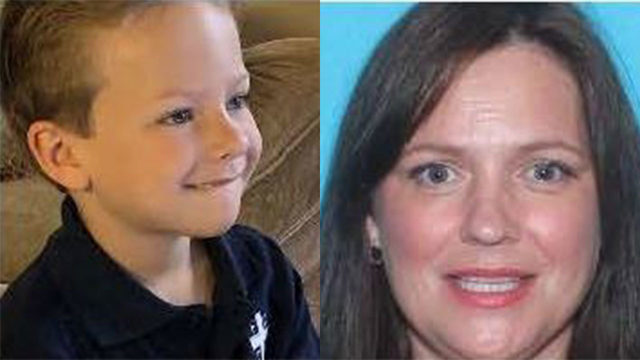 Amber Alert issued for 6-year-old boy from Central Texas