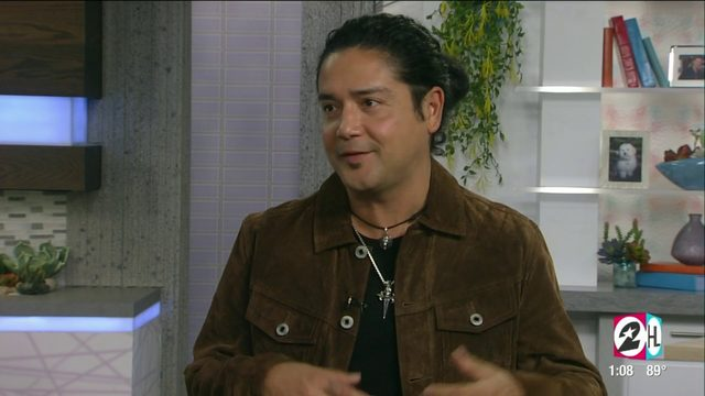 Rocker Chris Perez reflects on his life, music and what's next | HOUSTON…