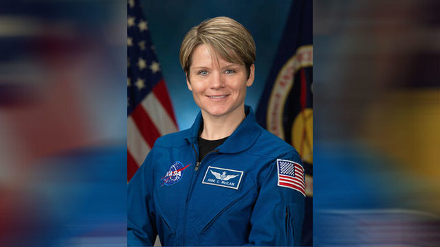 NASA astronaut accused of hacking from space