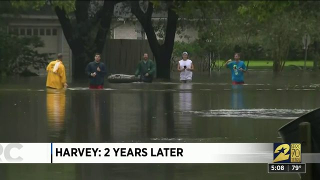 Harvey: 2 Years Later