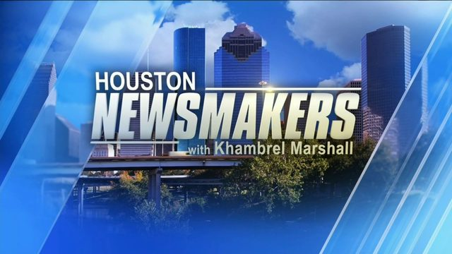 Houston Newsmakers: Aug. 25, 2019