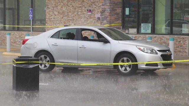 3 shot at NE Houston gas station, police say