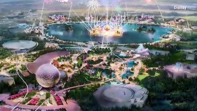 Inside Disney's re-invention of Epcot