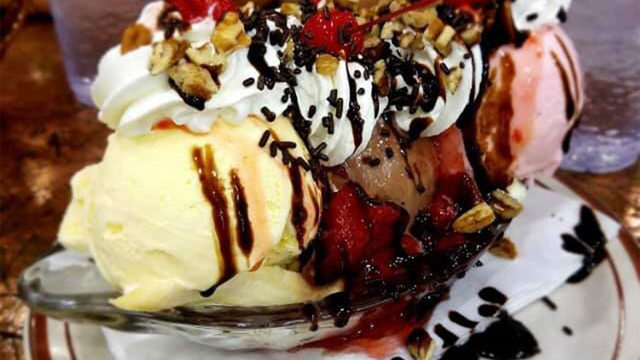 Craving banana split? Here are the best places to get one, residents say