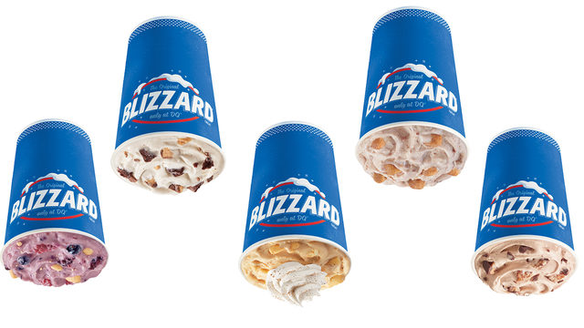 Dairy Queen announces fall blizzard flavors, candle collection