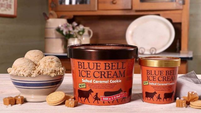 This is the new Blue Bell flavor headed to stores starting Monday