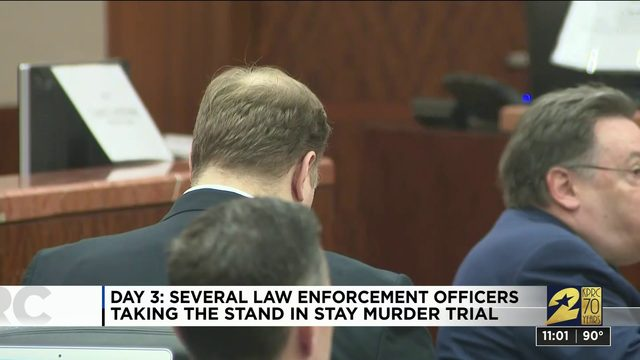 Day 3 of the Stay Family trial