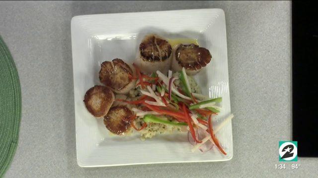 Enjoy the food scene on Port Aransas at Texas Super Chef Throwdown…