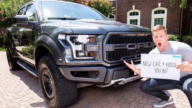Win this contest and you'll get $100K, meet JJ Watt, new truck