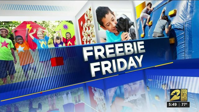 Freebie Friday for Aug. 30, 2019