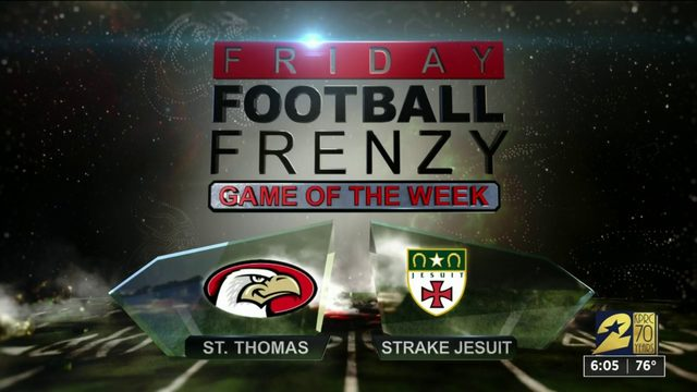 Friday Football Frenzy: St. Thomas