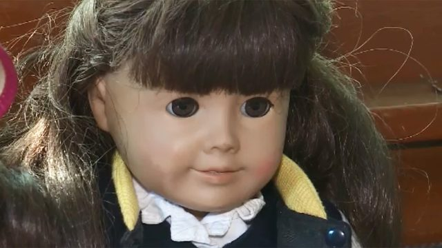 VIDEO: American Girl doll brawl caught on camera