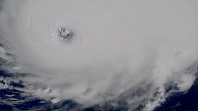 Hurricane Dorian bears down on Bahamas en route to US