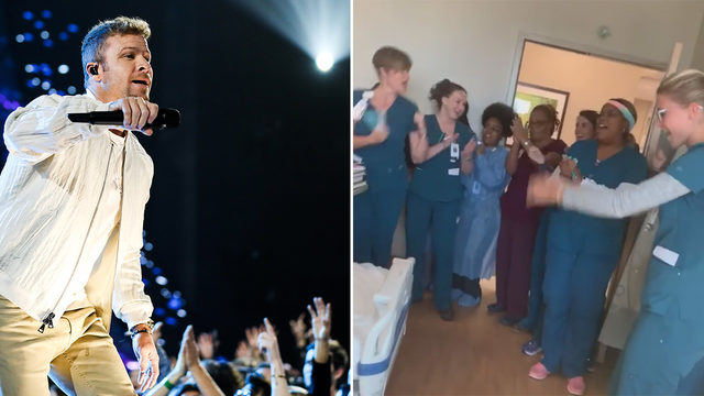 Cancer kept her from seeing the Backstreet Boys, so her sister planned a…