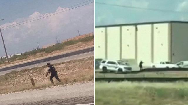 Officials identify gunman in West Texas rampage