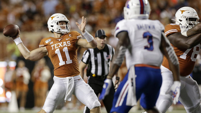 The best and worst as Texas dominates Louisiana Tech