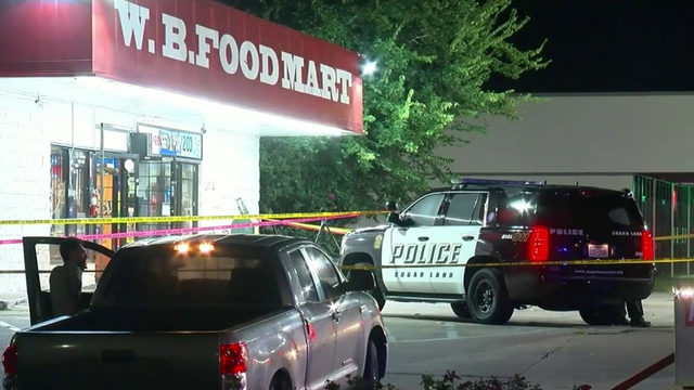 Clerk shot, killed after Sugar Land food mart robbery, authorities say