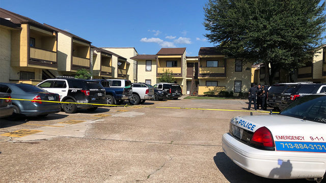 5-year-old girl found dead in closet in northwest Houston