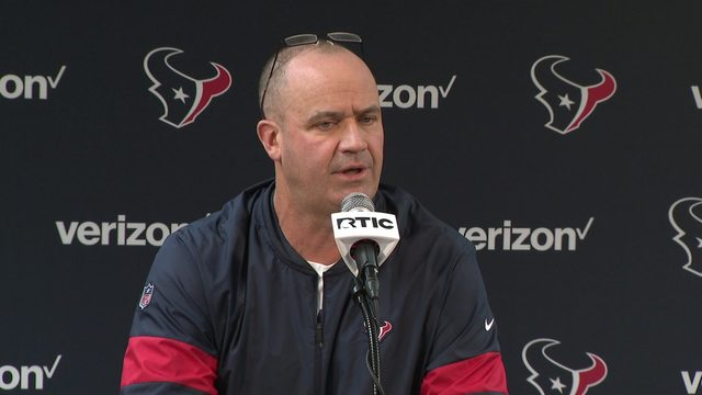 Bill O'Brien addresses whirlwind weekend of trades, roster cuts